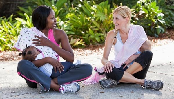 Breastfeeding and Weightloss