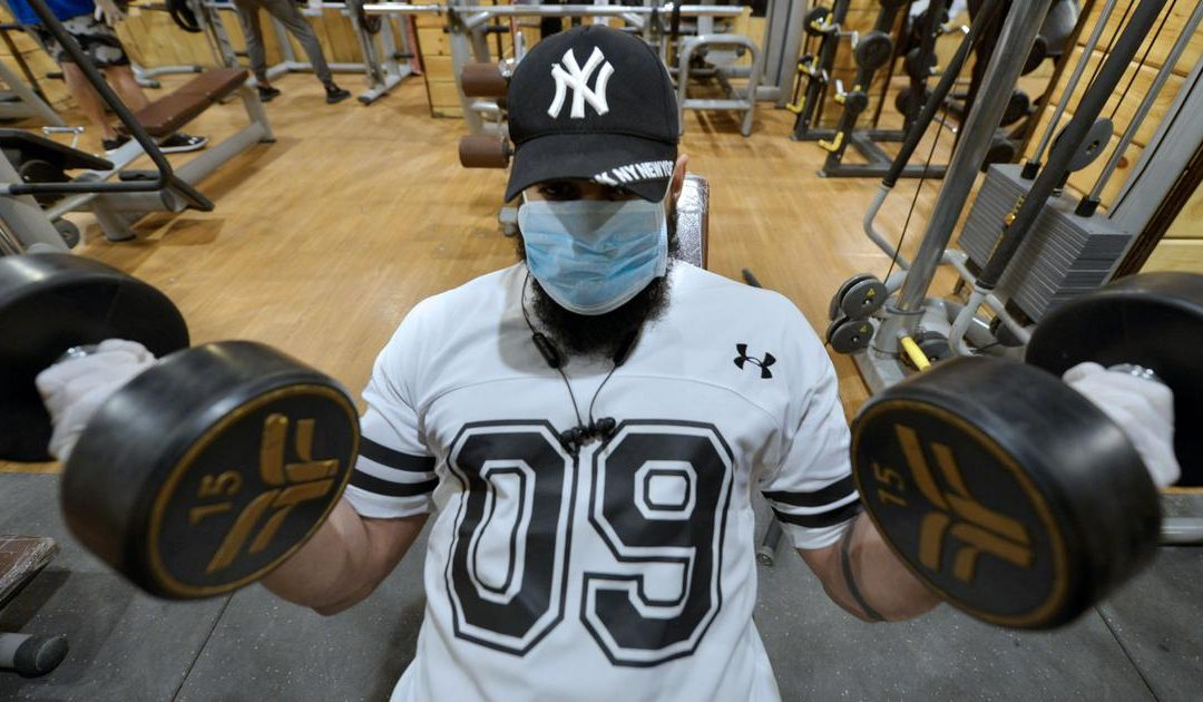How to exercise safely during the Covid19 Pandemic