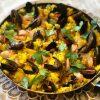 Caulirice Seafood Paella